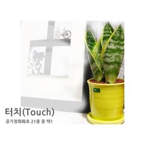 ��ġ(Touch)<font color=red><br>(�����ȭ ȭ�� 21�� �� ��1)